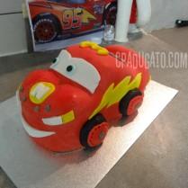 Gâteau Flash Mcqueen