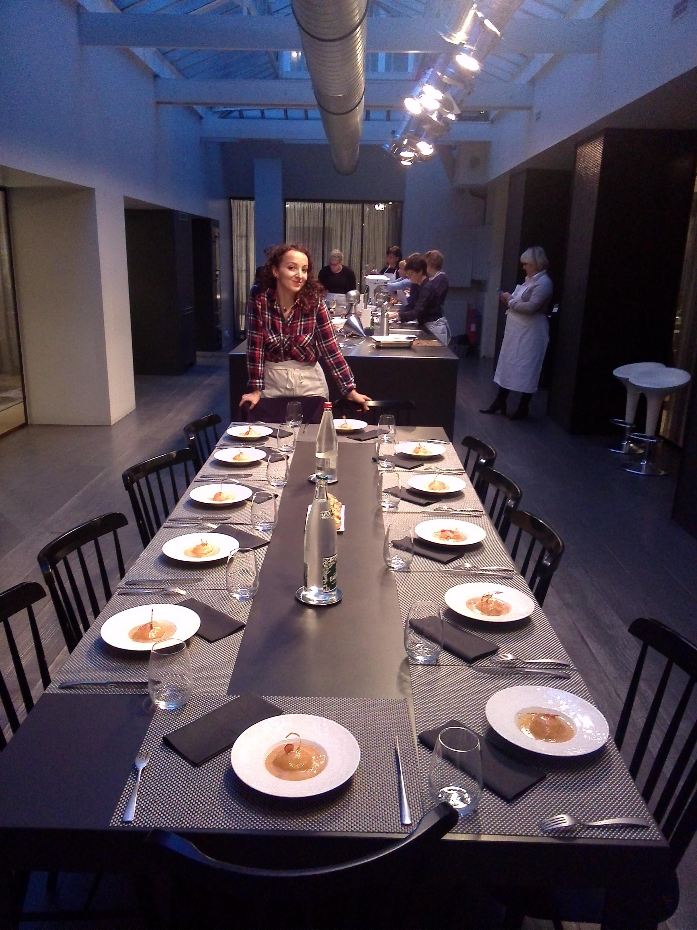 Jai Testé Cuisine Attitude Lécole De Cuisine De Cyril Lignac - Cours de cuisine paris cyril lignac